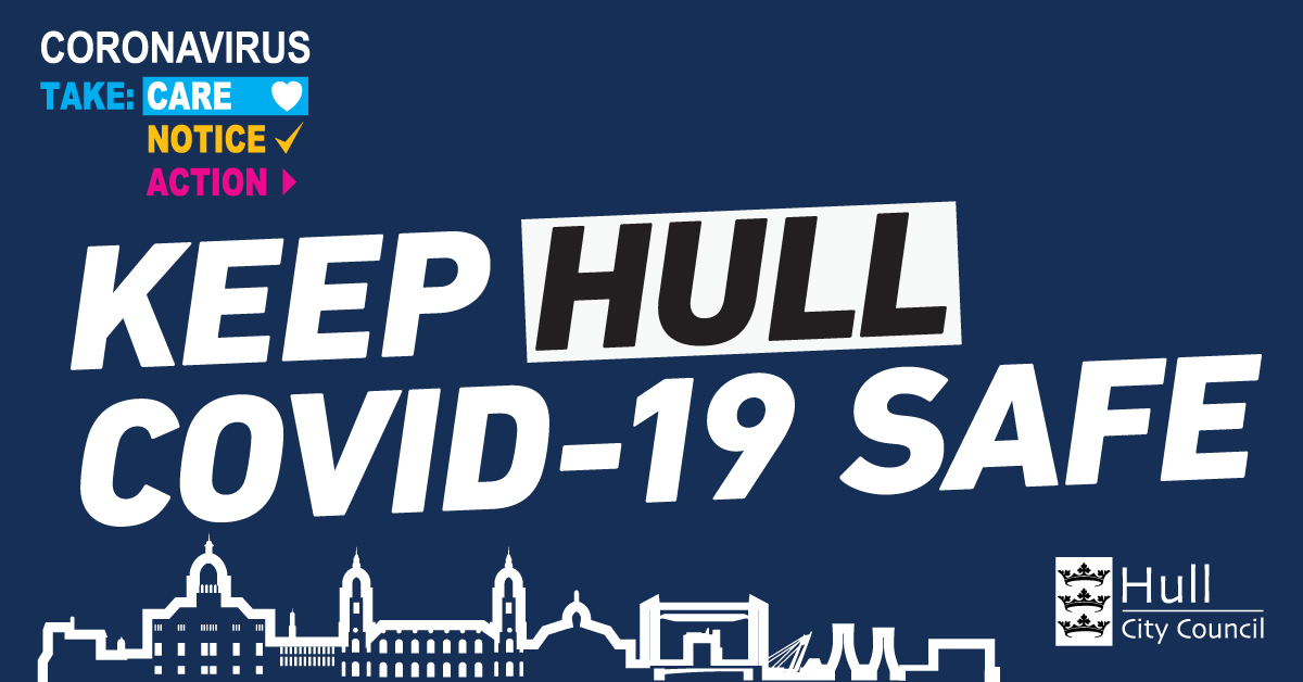 Keeping Hull safe campaign image