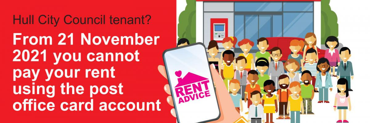 Rent Advice - ways to pay